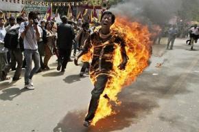 During TYC protest at Jantar Mantar, Delhi 26th March 2012