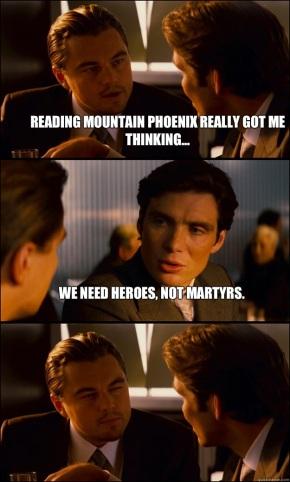 Heroes Meme