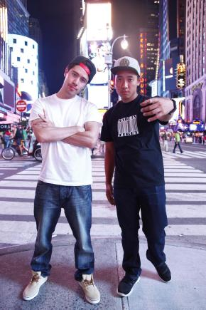 Shapaley and Exiled Prophet in Times Square