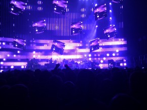 Radiohead fills a Sold Out 02 Arena in London