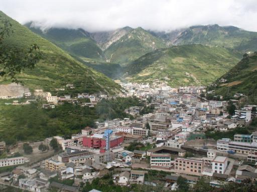 Diqing (Dechen) Tibet Autonomous Prefecture