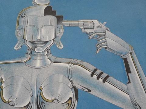 Jamsang's Buddha series.