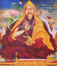 The Great 5th Dalai Lama