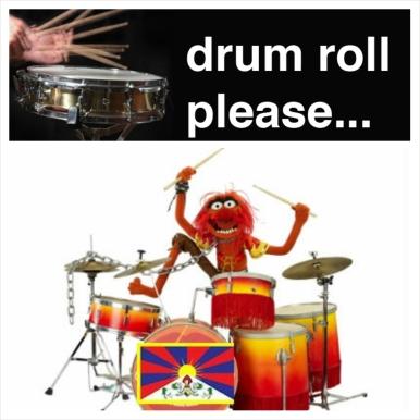T+ Drumroll
