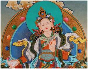 Khando Yeshe Tsogyal